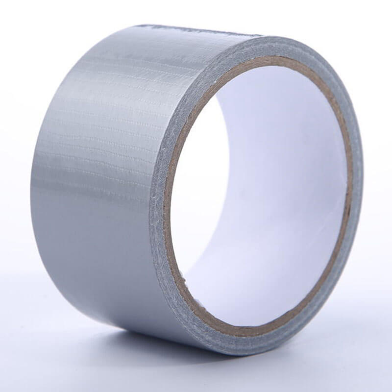 Sealing Silver Grey Cloth Duct Tape