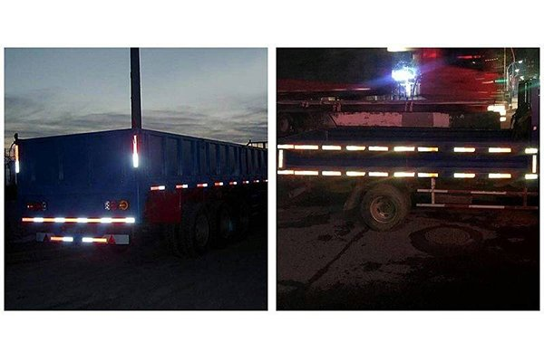 Which reflective tape to choose for freight cars